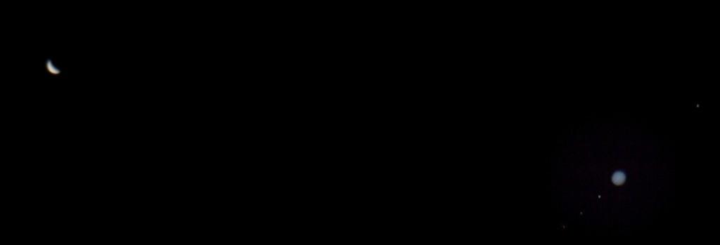 Conjunción Venus y Júpiter – Junio 15 2015