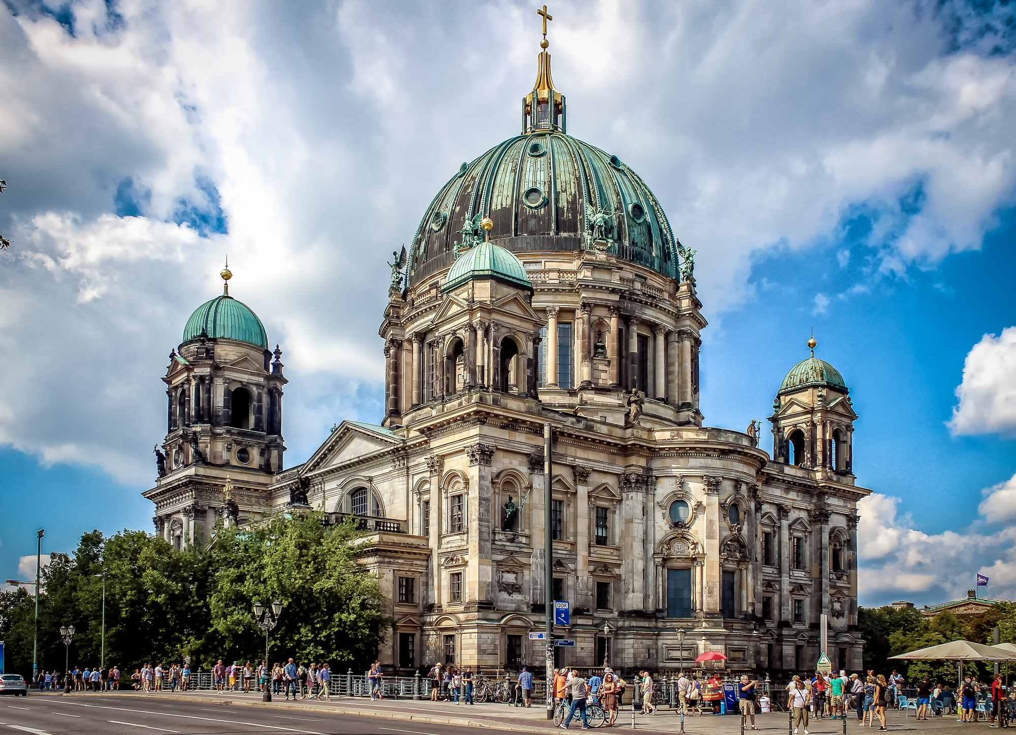 Berlin Cathedral - Berliner Dom 2 SMALL