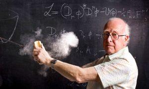 fisica cuantica boson de higgs deteccion acelerador de particulas lhc