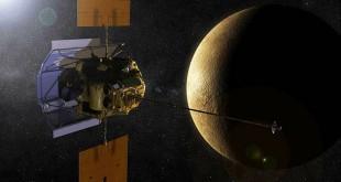 Fin de la sonda Messenger de la NASA a Mercurio