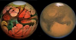 ¿Hay Canales en Marte?
